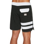 Boardshort Hurley Phantom Block Party Solid 18in