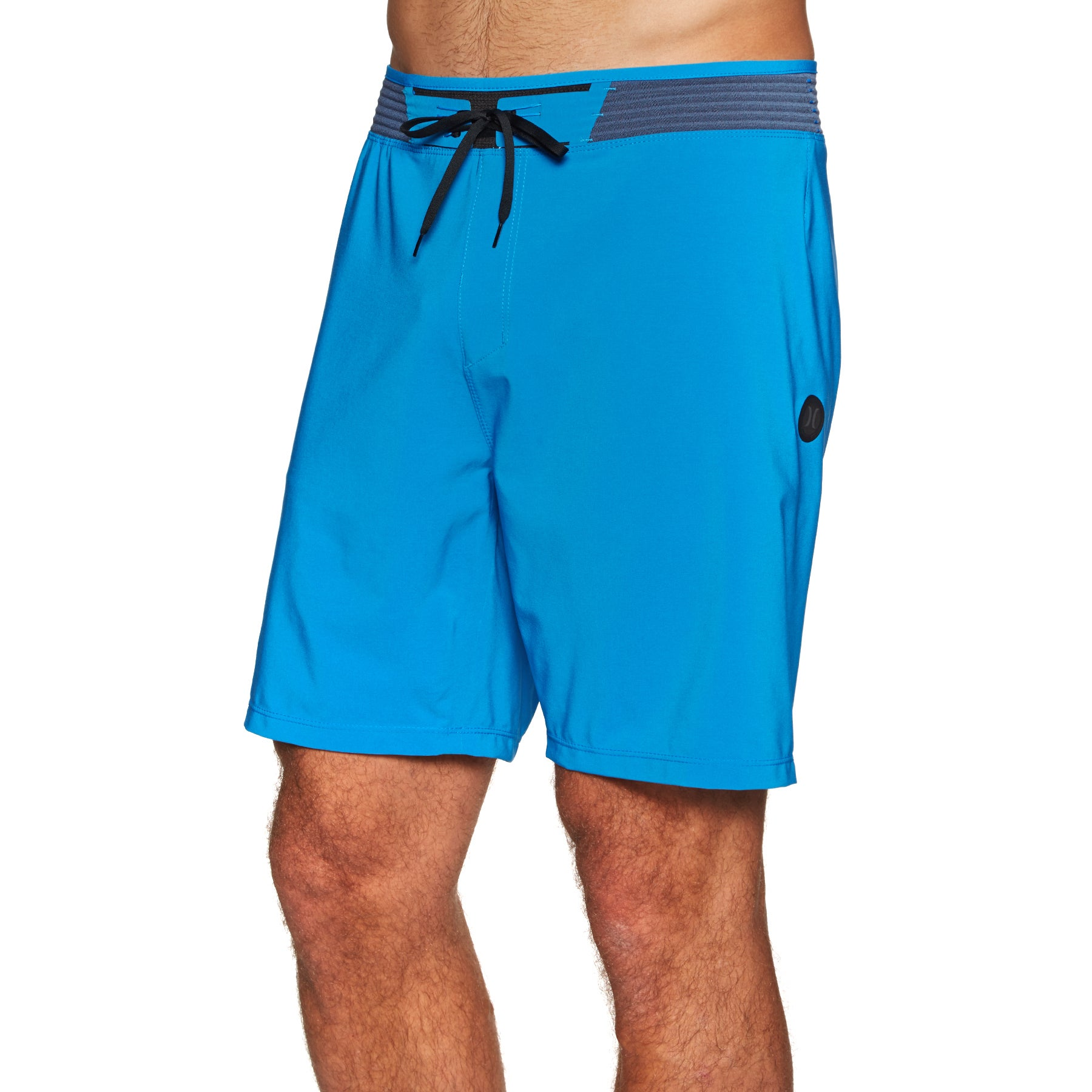 Hurley Phantom Hyperweave 3.0 18in Boardshorts - Photo Blue