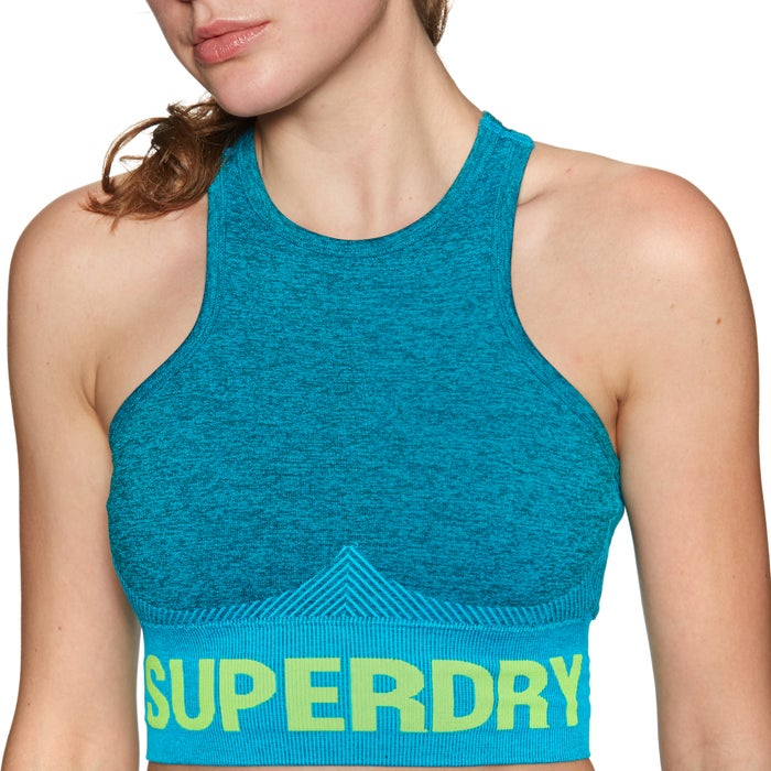 Sports Bra Femme Superdry Active Seamless