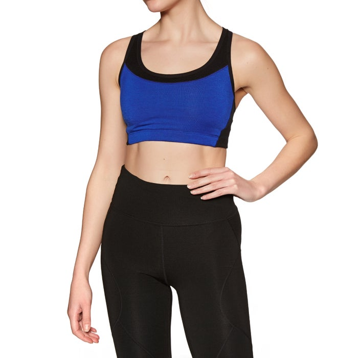 df55d18e0 Icebreaker Wmns Meld Zone Womens Sports Bra - Free Delivery options ...