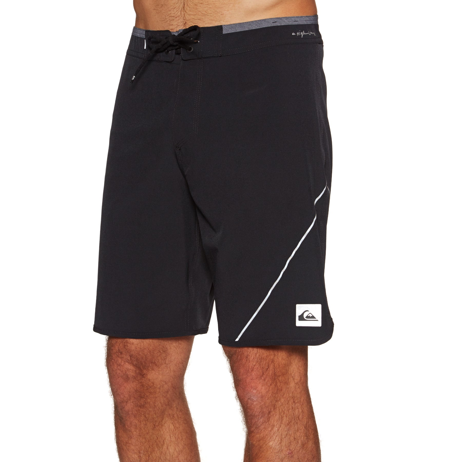 Boardshort Quiksilver Highline New Wave 20in - Black