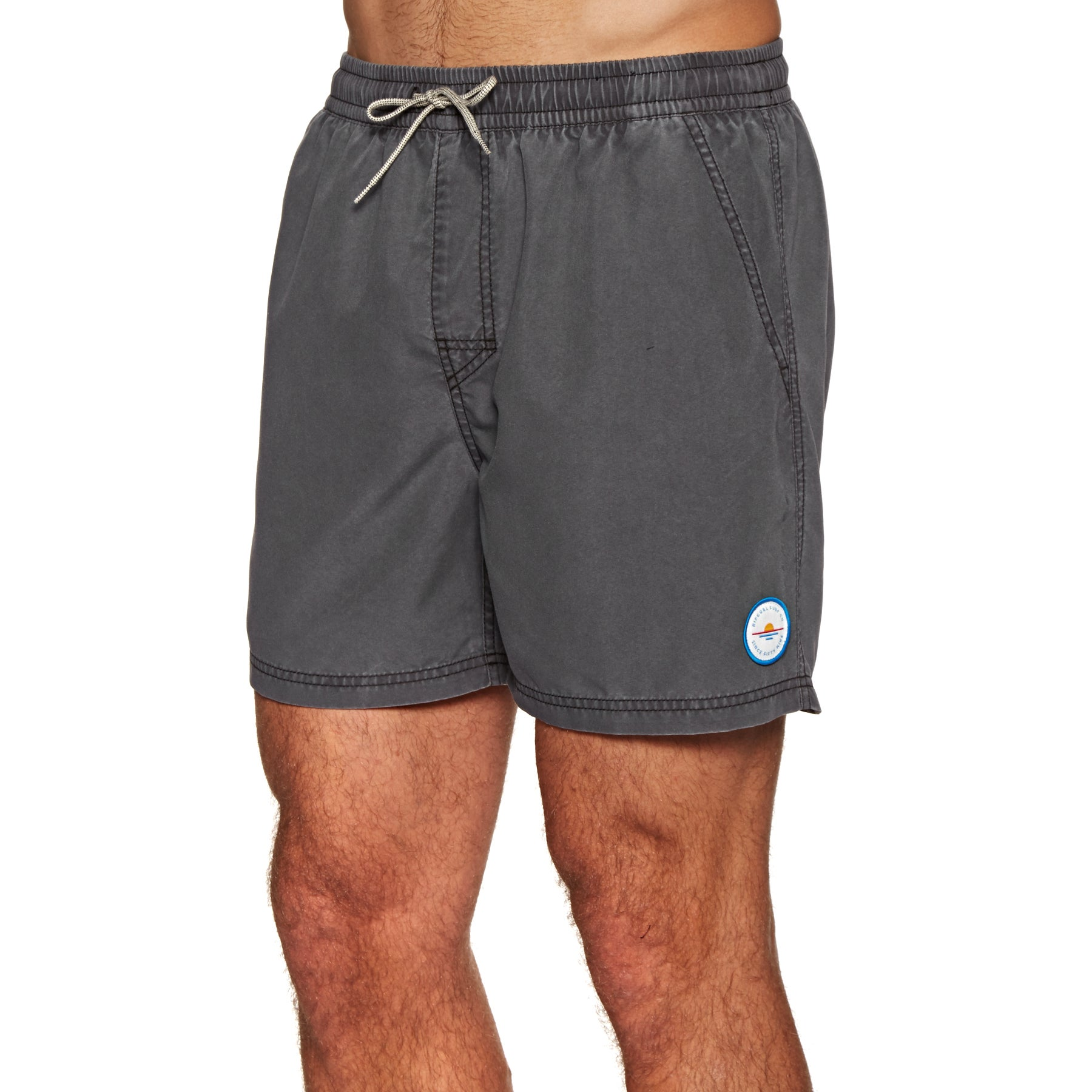 Shorts de Bain Rip Curl Volley Sunset Shades 16in - Black