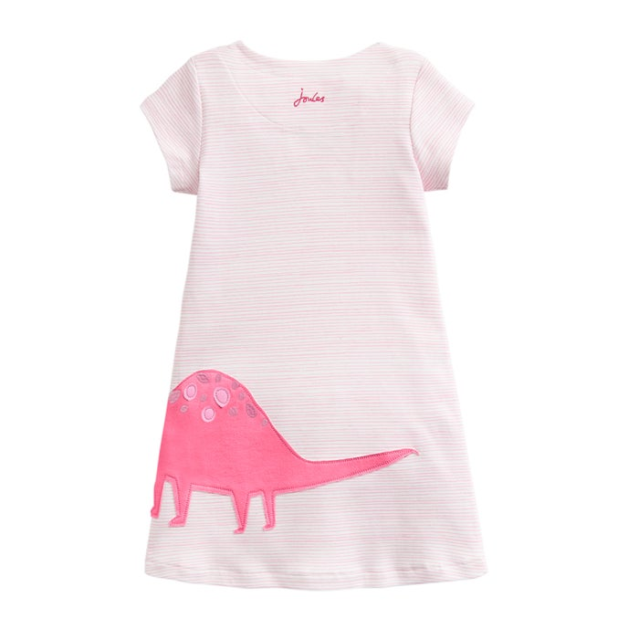 Joules Kaye Applique Girls Dress