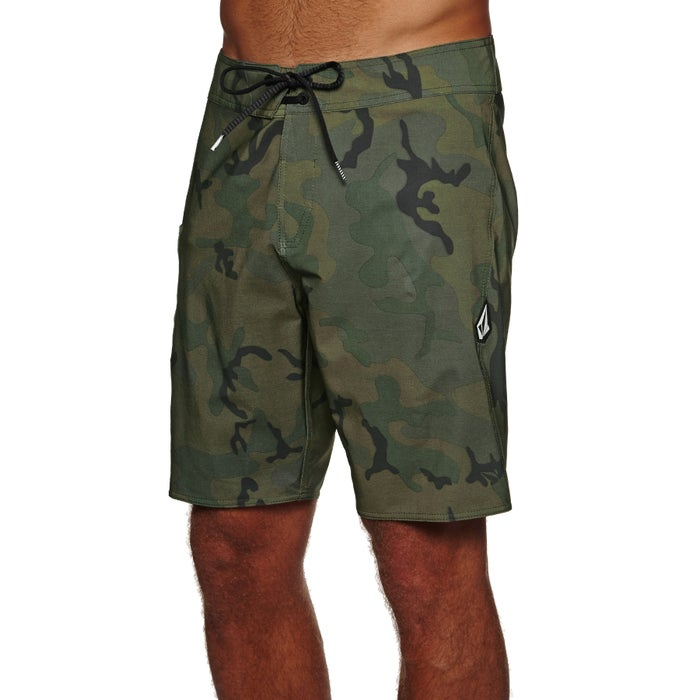 708707231a Volcom Lido Solid Mod 20 inch Boardshorts available from Surfdome