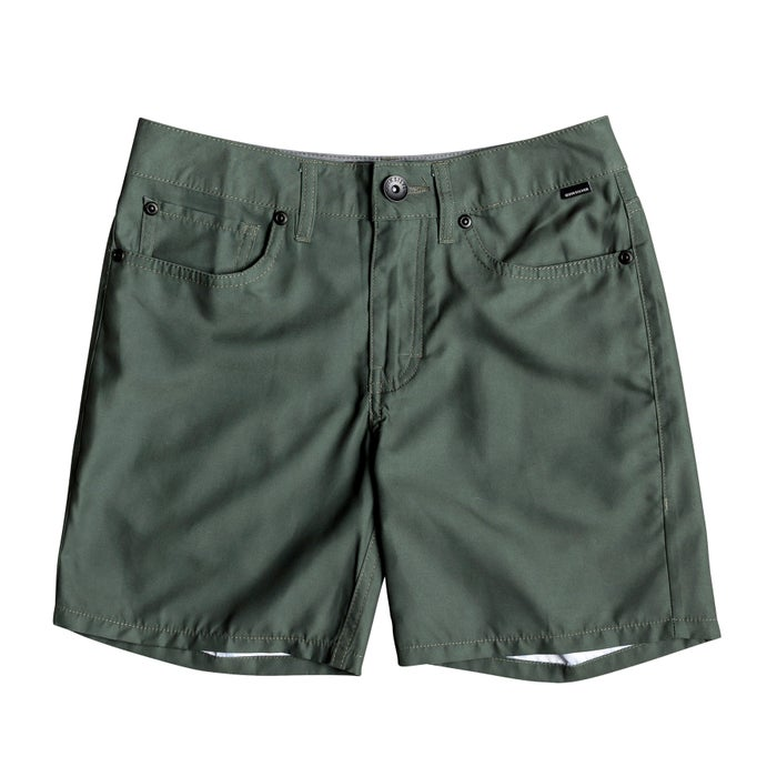 af1b9017fb Quiksilver Nelson Surfwash 15in Boys Boardshorts available from Surfdome