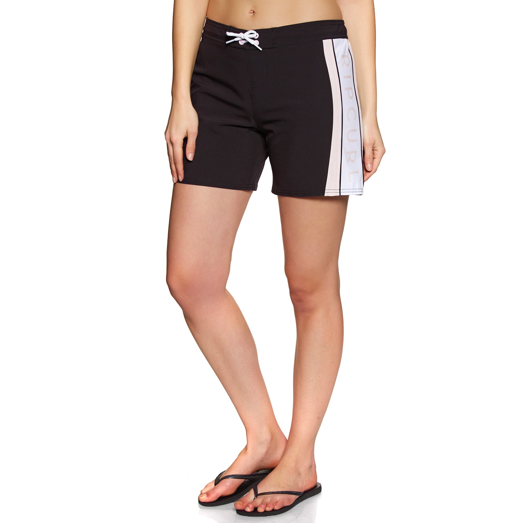 Rip Curl Chopes 7 Womens Boardshorts - Black