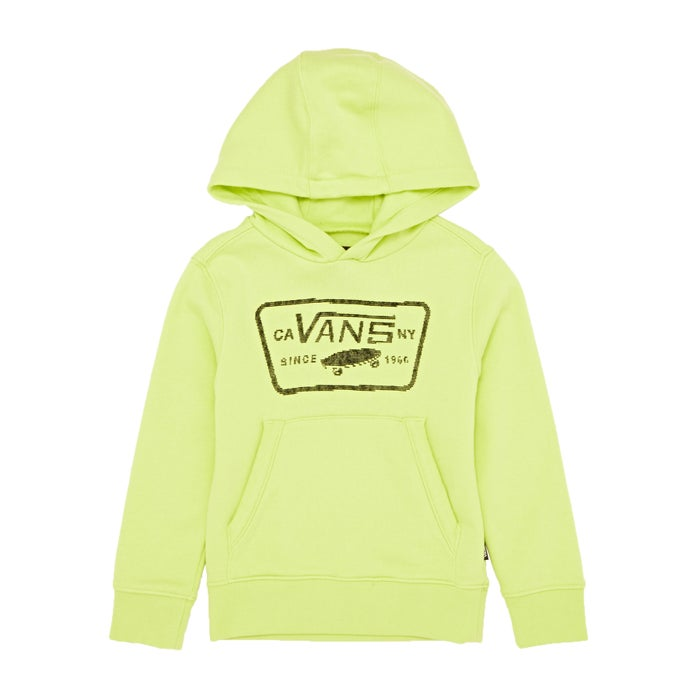 fab545f4a Vans 8bit Full Patch Boys Pullover Hoody - Free Delivery options on All  Orders from Surfdome