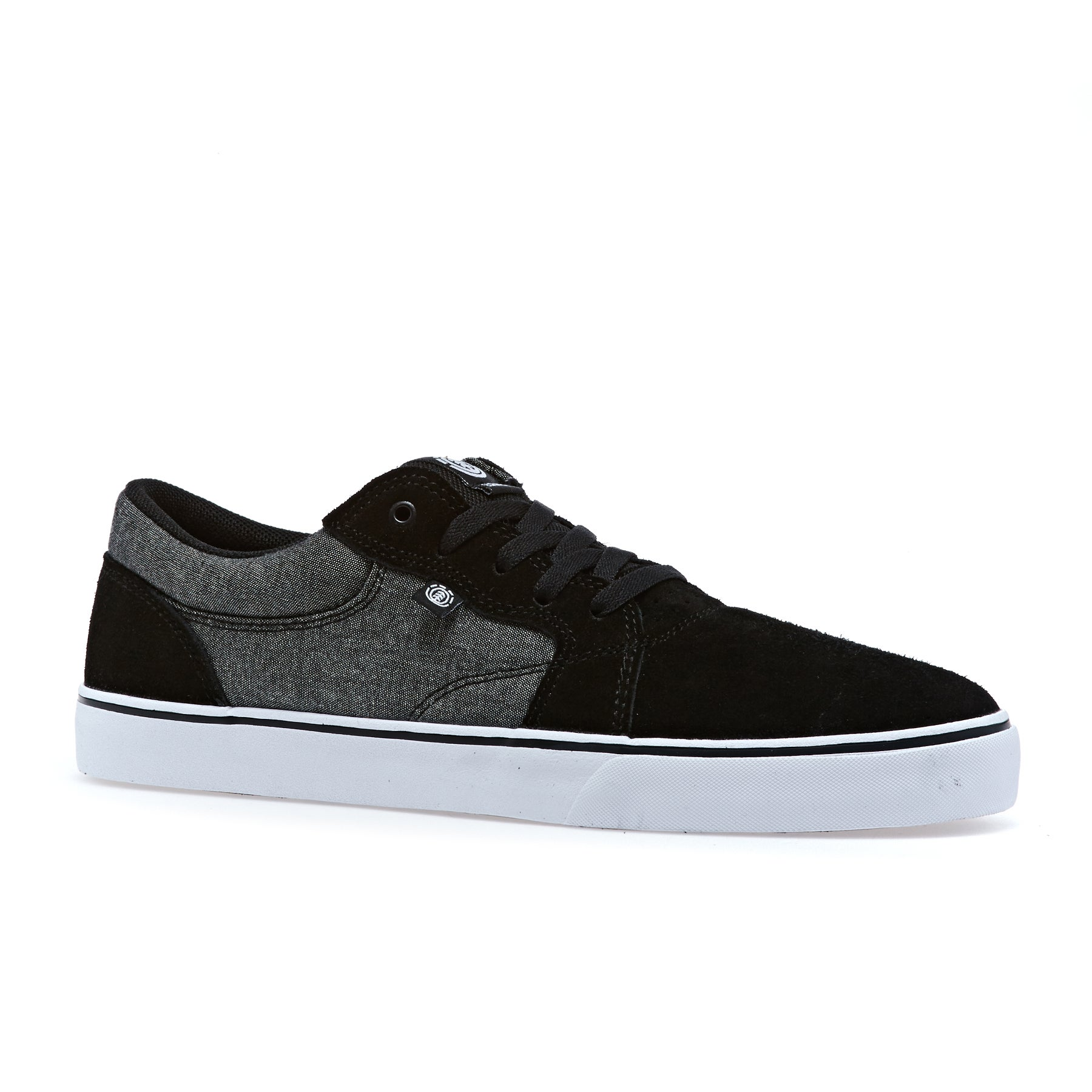Element Wasso Shoes - Black Chambray