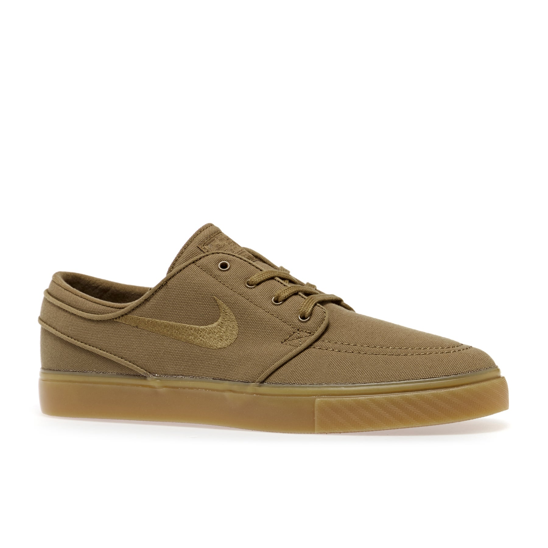 buy online b3fcc c204b Nike SB Zoom Stefan Janoski Canvas Shoes. Golden Beige Gum Yellow