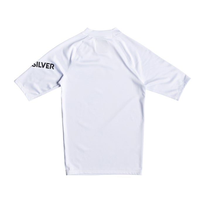 Licra Boys Quiksilver All Time Short Sleeve UPF 50