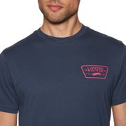 Vans Full Patch Back Short Sleeve T-Shirt