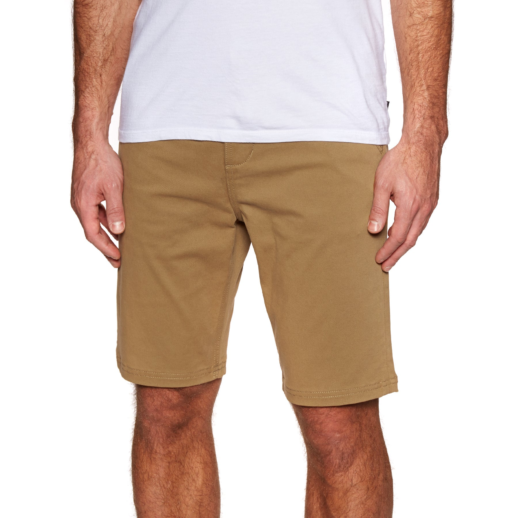 Animal Amar Walk Shorts - Dijon Brown