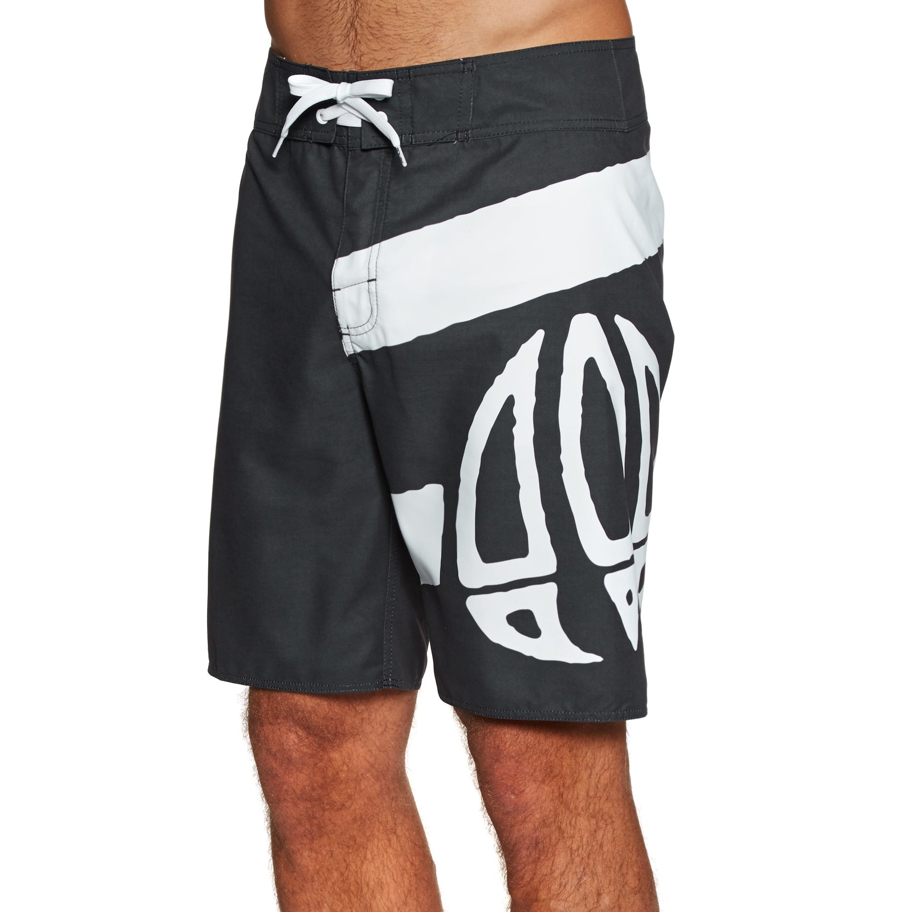 Boardshort Animal Paulo - Black