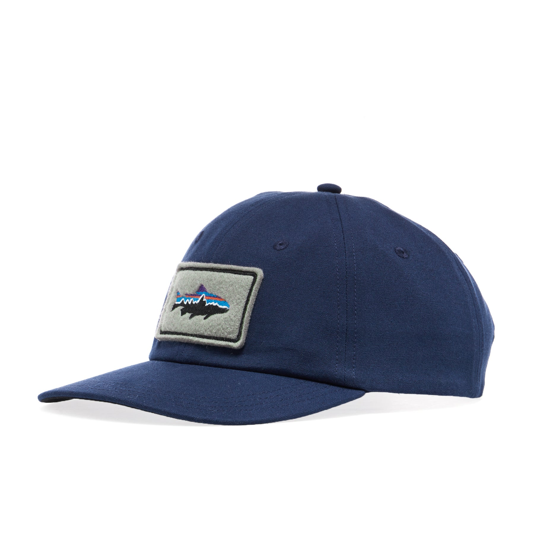 Casquette Patagonia Fitz Roy Trout Patch Trad - Classic Navy