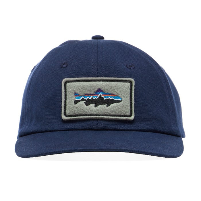 87074bb6 Patagonia Fitz Roy Trout Patch Trad Cap available from Surfdome