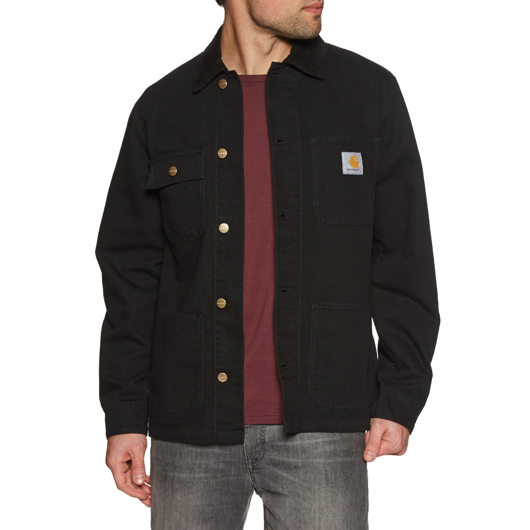Veste Carhartt Michigan Coat - Black
