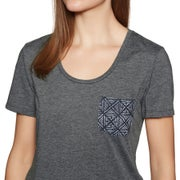 Rip Curl Beauty Pocket Short Sleeve T-Shirt