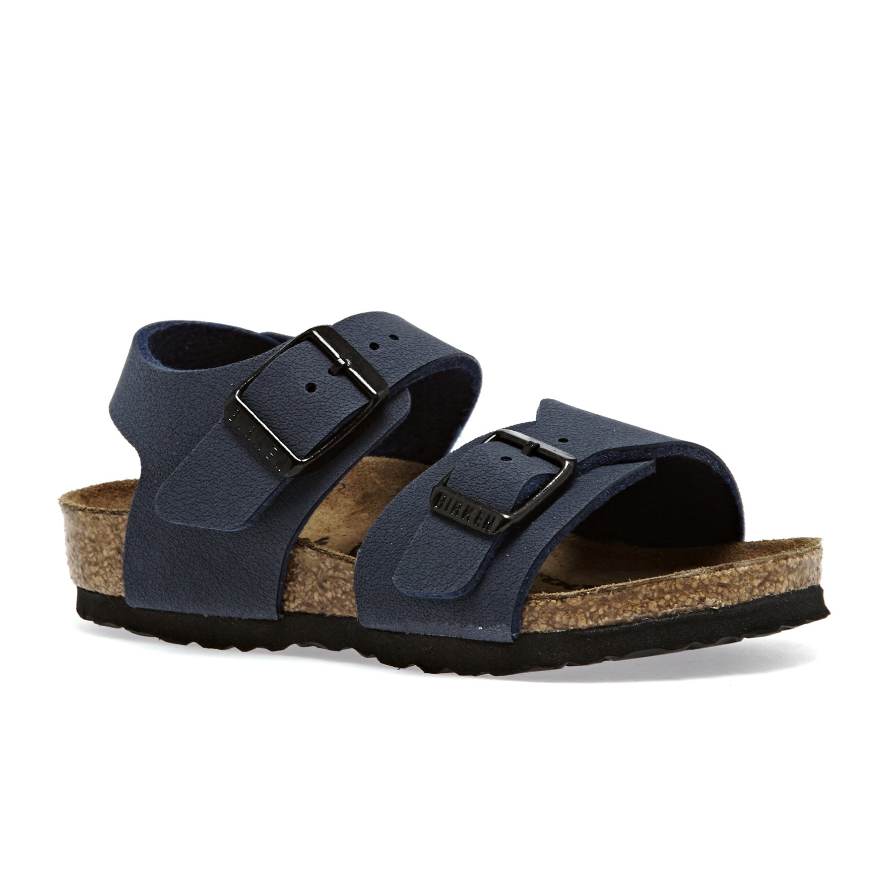 Birkenstock New York Kids Sandals - Navy