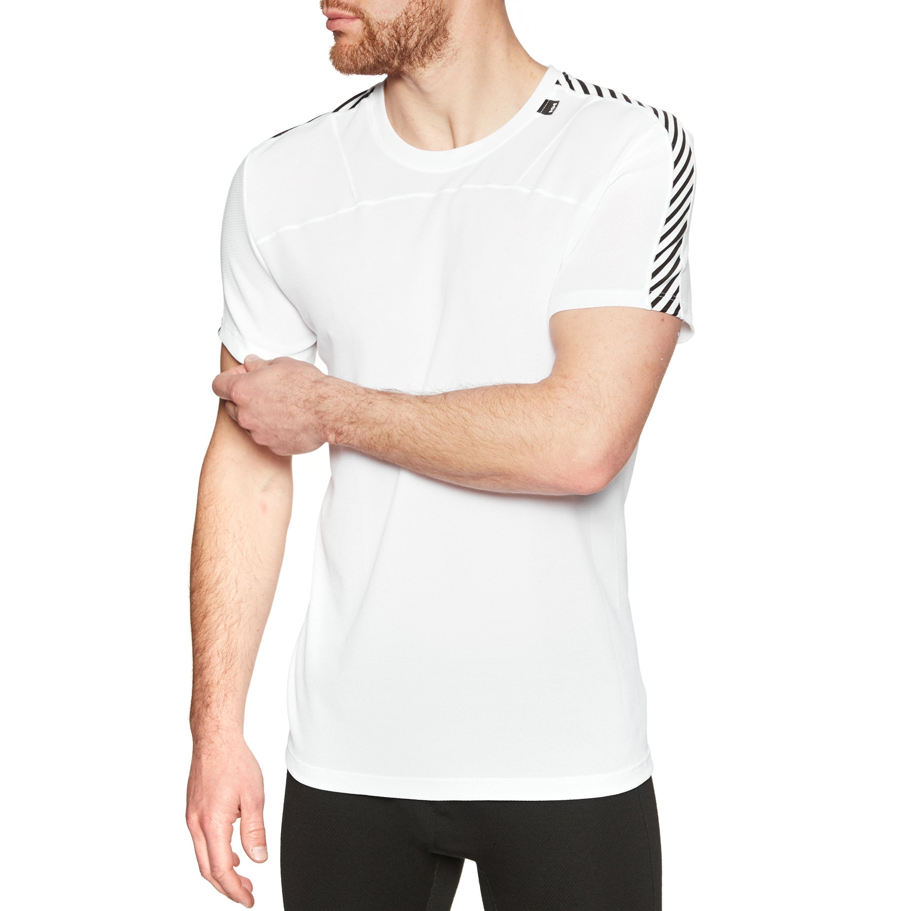 Helly Hansen Lifa Base Layer Top - White