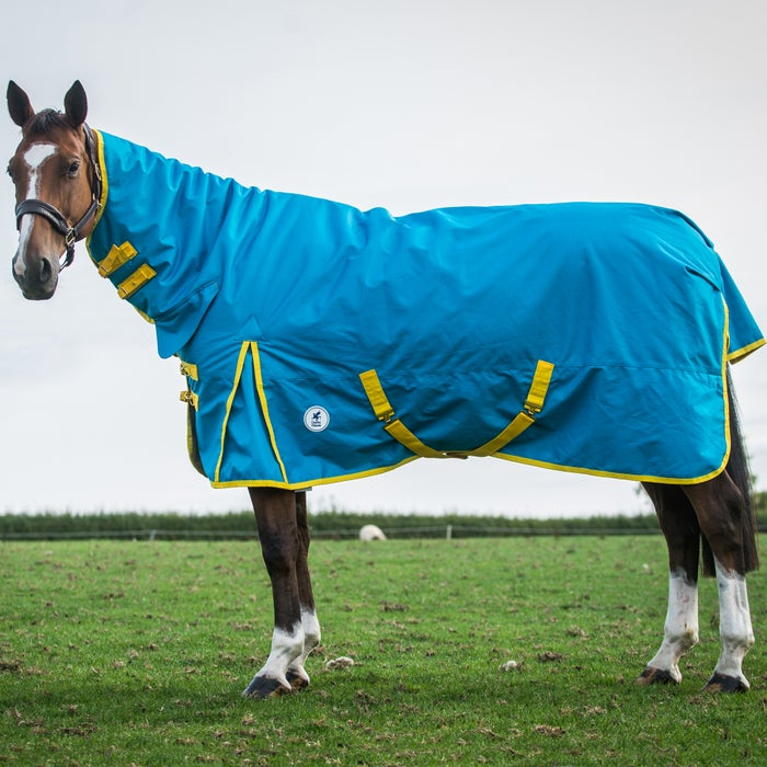 Derby House Pro Medium Lite Combo Turnout Rug From Rideaway