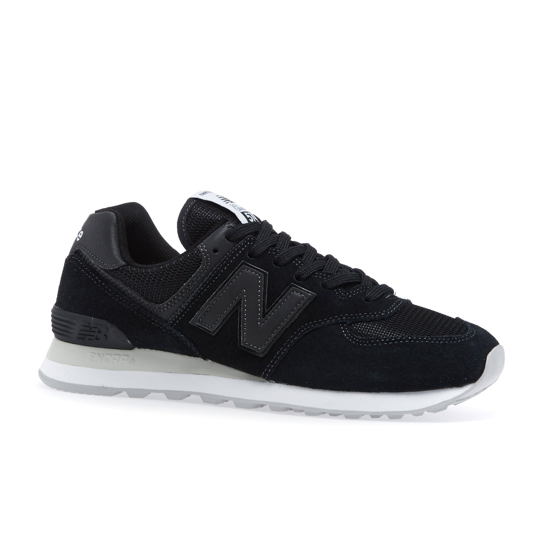New Balance Ml574 Shoes - Black