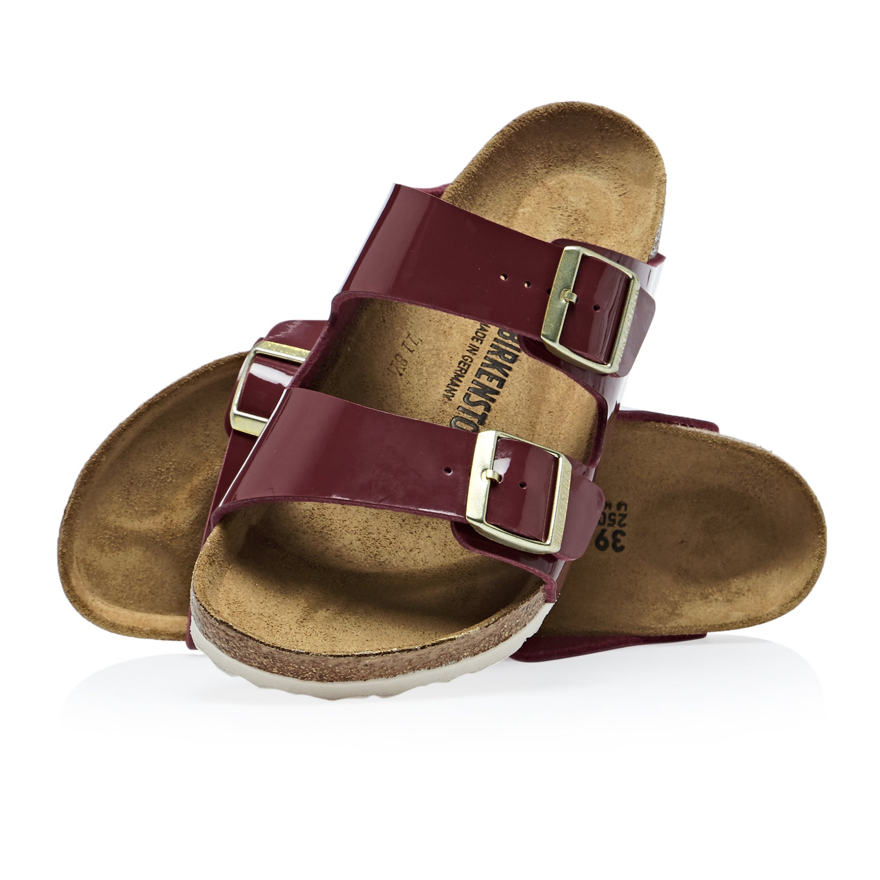 Birkenstock Arizona Womens Sandals - Bordeaux
