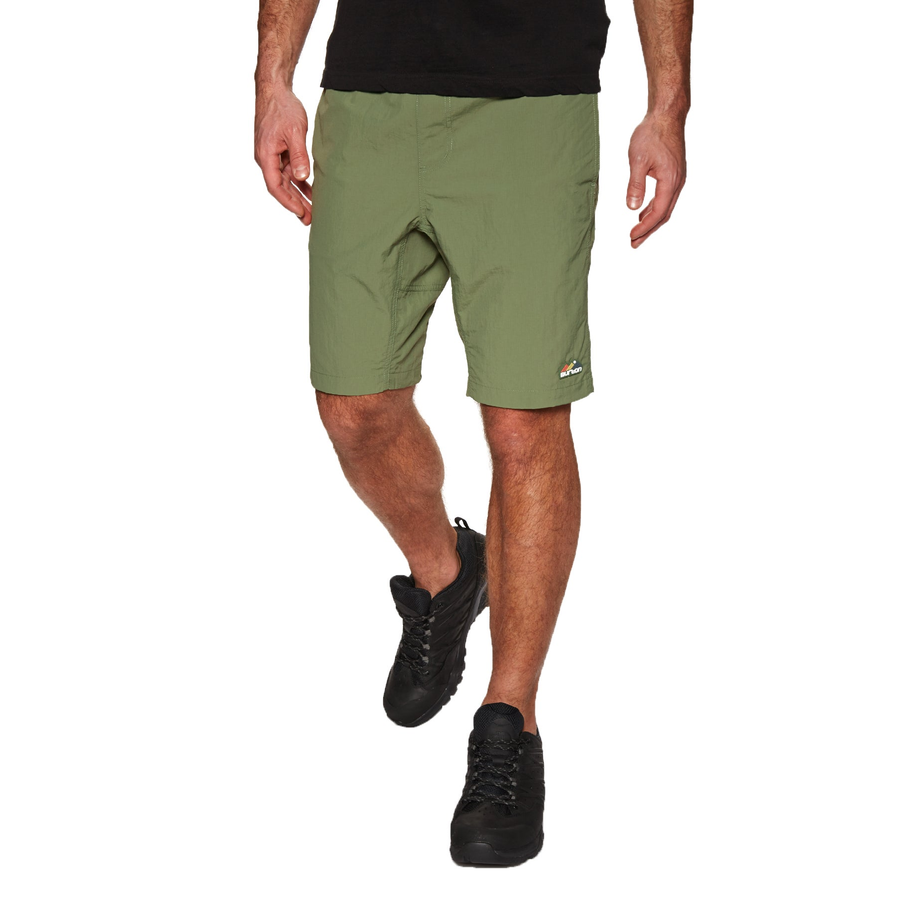 Burton Clingman Walk Shorts - Weeds