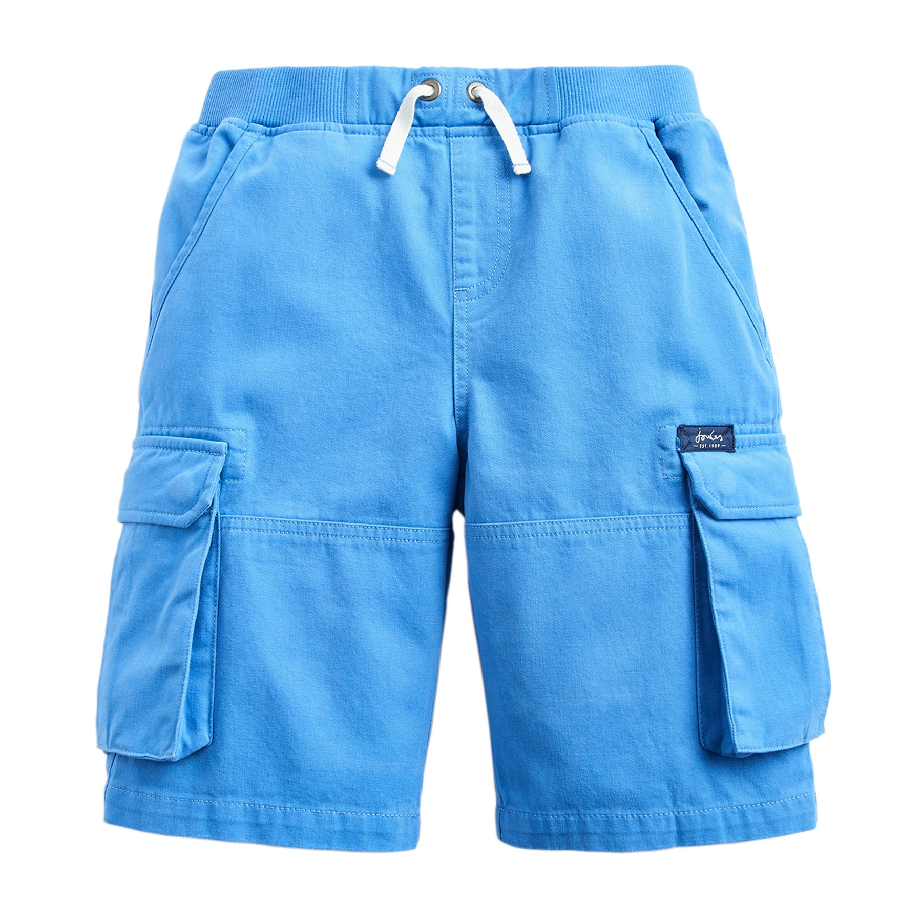Joules Bob Boys Walk Shorts - Blue