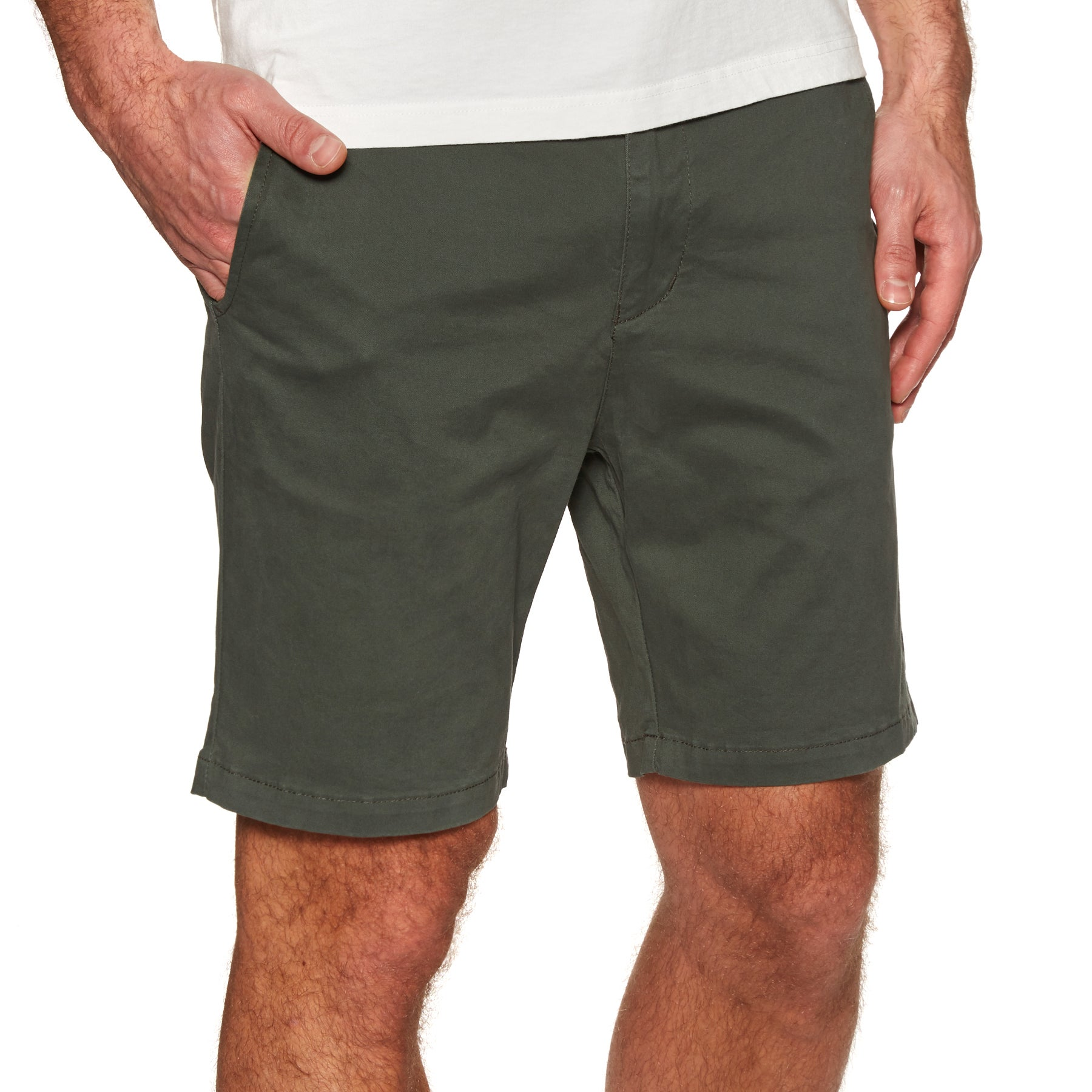 Shorts Globe Goodstock Chino - Army