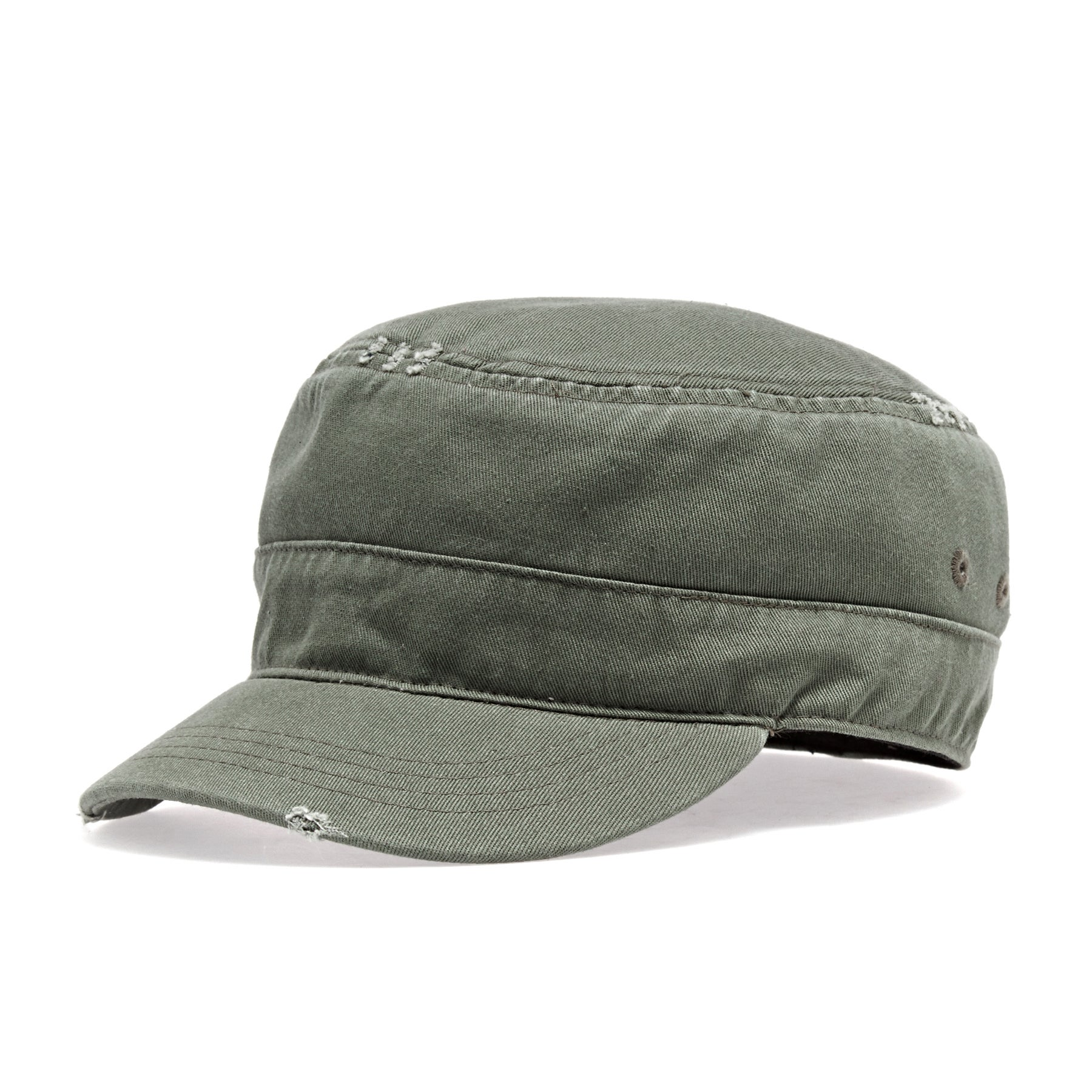 Casquette Animal Castro - Dusty Olive Green