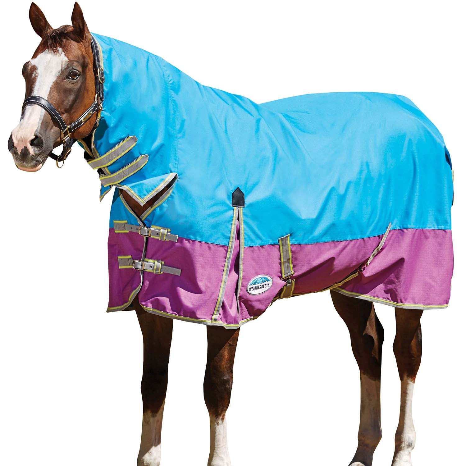 Weatherbeeta Comfitec Clic Combo Neck Lite Turnout Rug From Rideaway