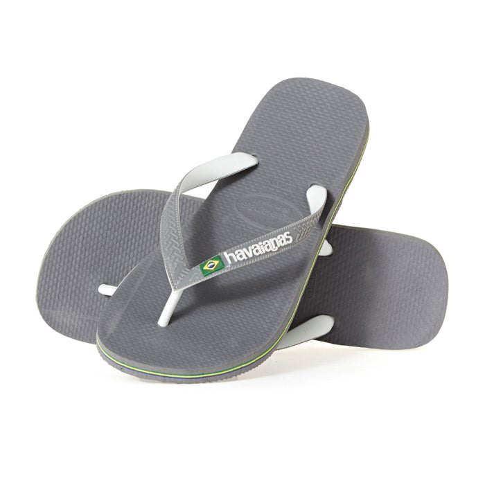 348db897b Havaianas Brasil Mix Steel Sandals available from Surfdome