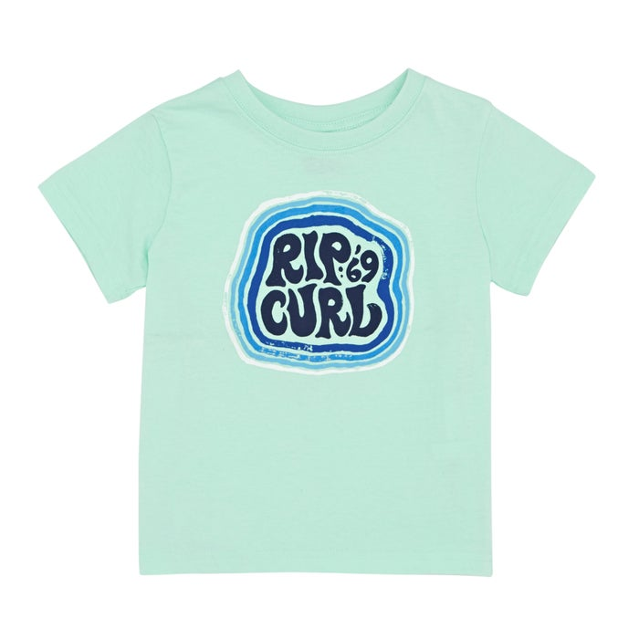 T-Shirt à Manche Courte Rip Curl Tripper Groms