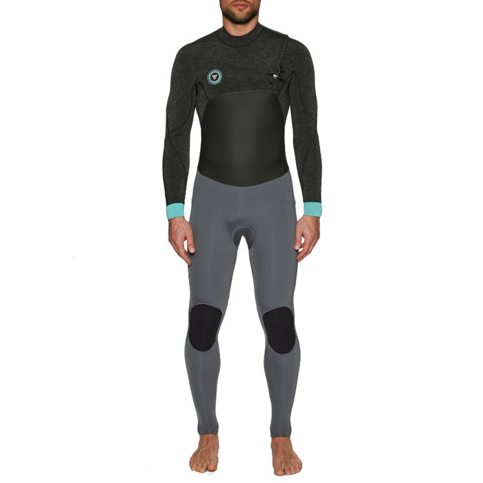 dfa1f95f233 Vissla Seven Seas 50-50 3/2mm 2019 Chest Zip Wetsuit available from ...