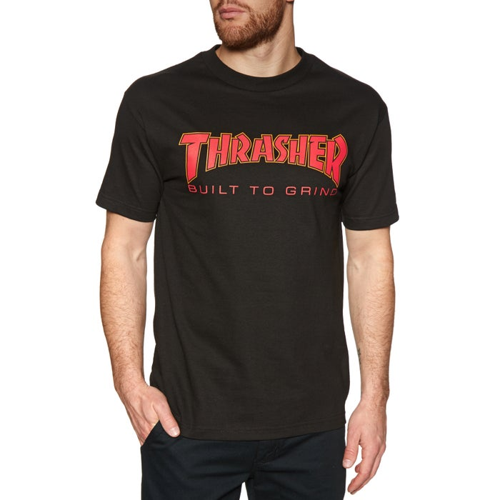 fc8fe9f4a9e1 Independent Thrasher Btg Short Sleeve T-Shirt | Free Delivery* on ...