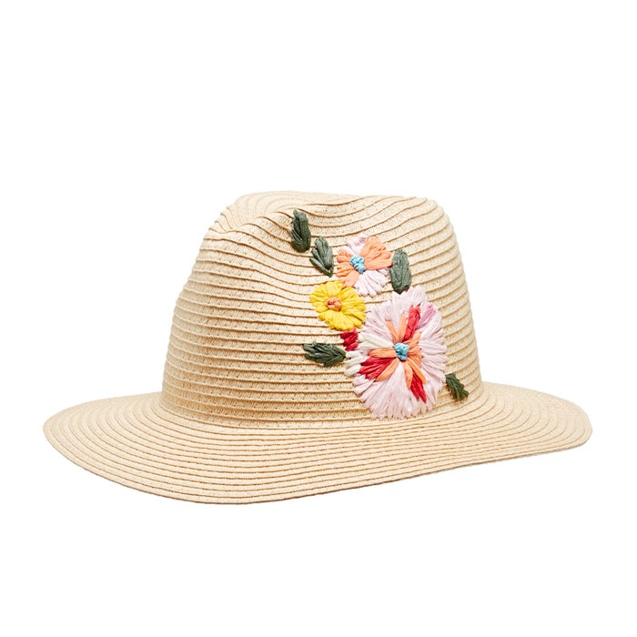 02247379 Joules Dora Floral Womens Hat available from Surfdome