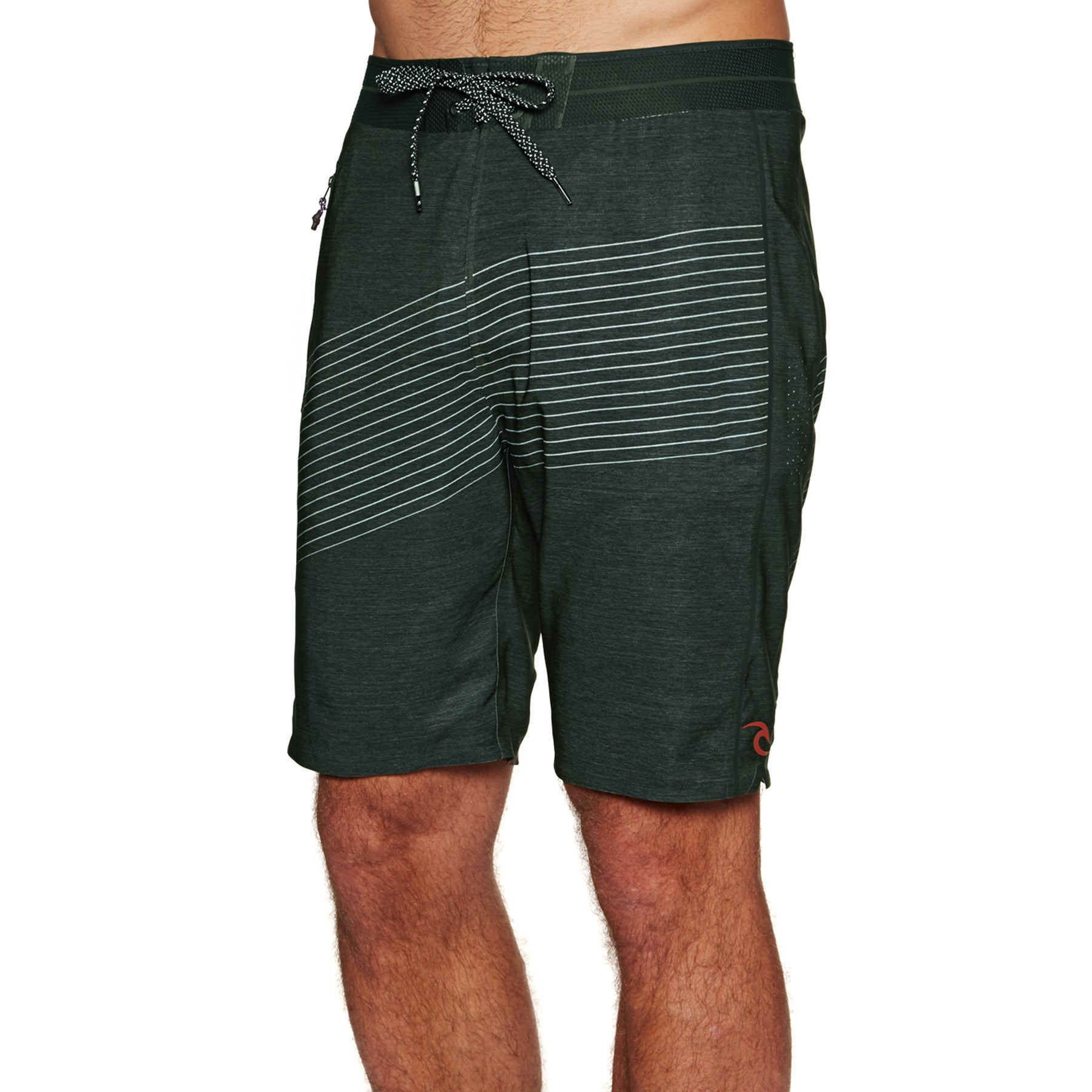 Boardshort Rip Curl Mirage Fanning Invert Ultimate - Black