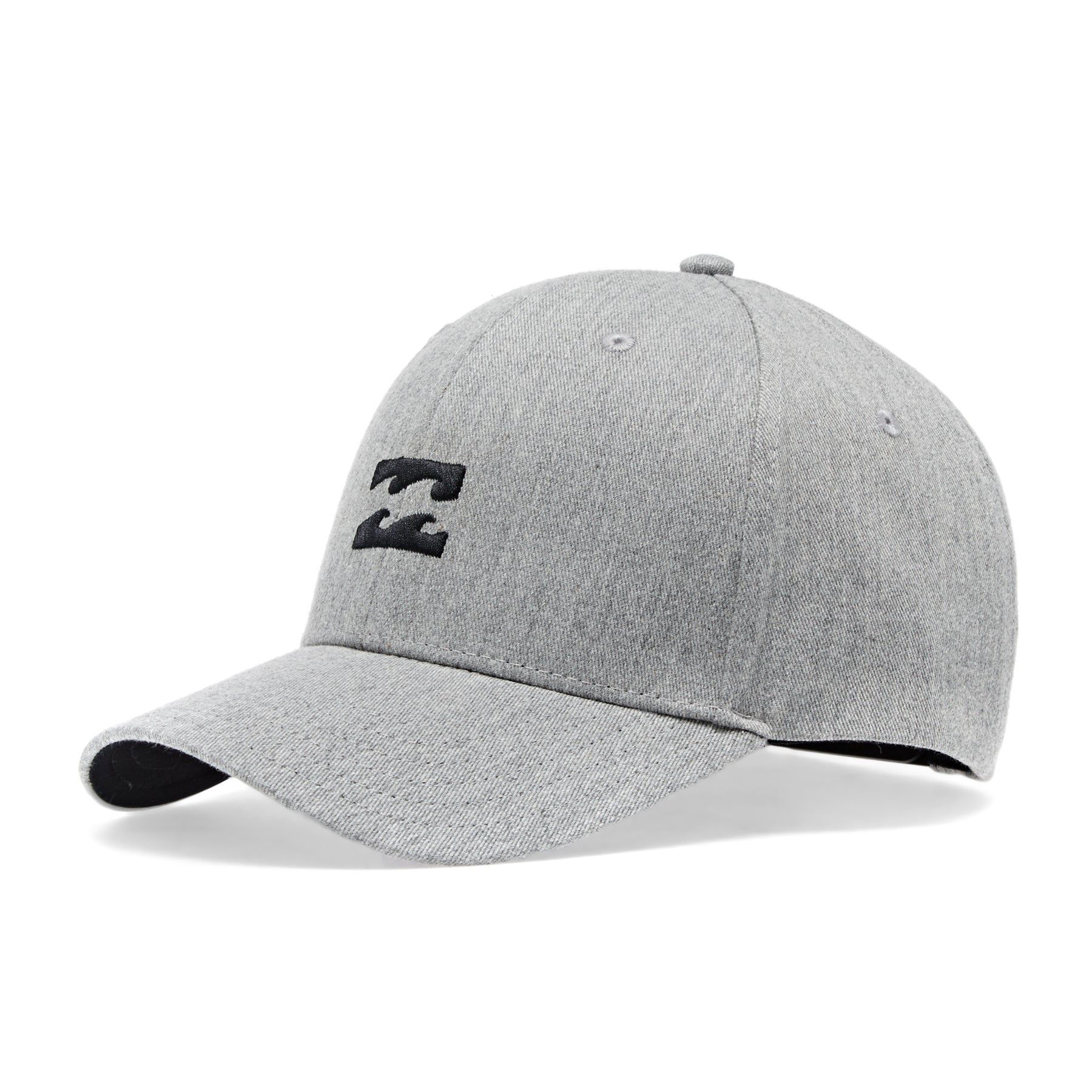 Casquette Billabong All Night Snapback - Grey Heather