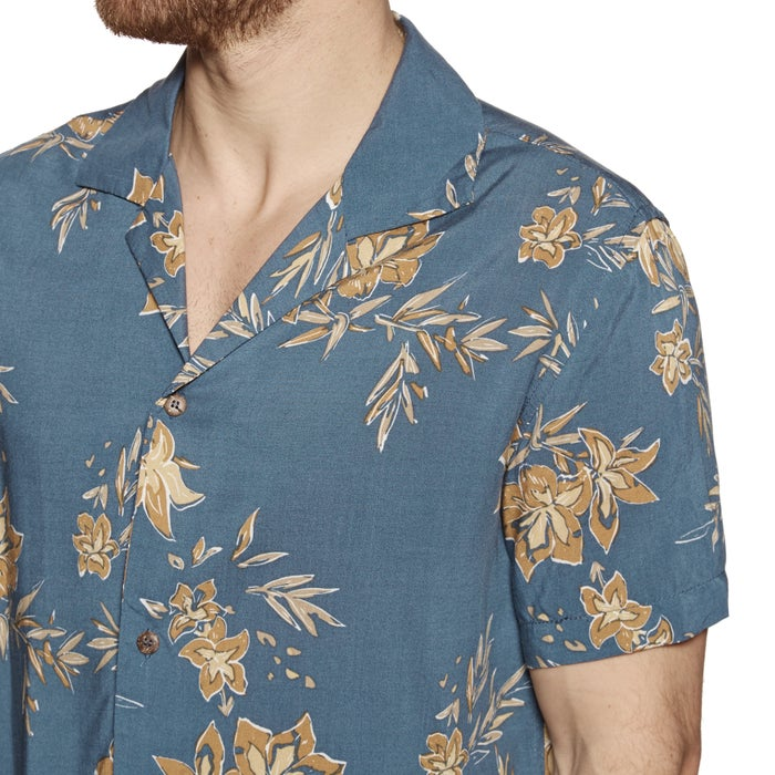 570505d245f160 Rhythm Vintage Aloha Short Sleeve Shirt | Free Delivery* on All Orders