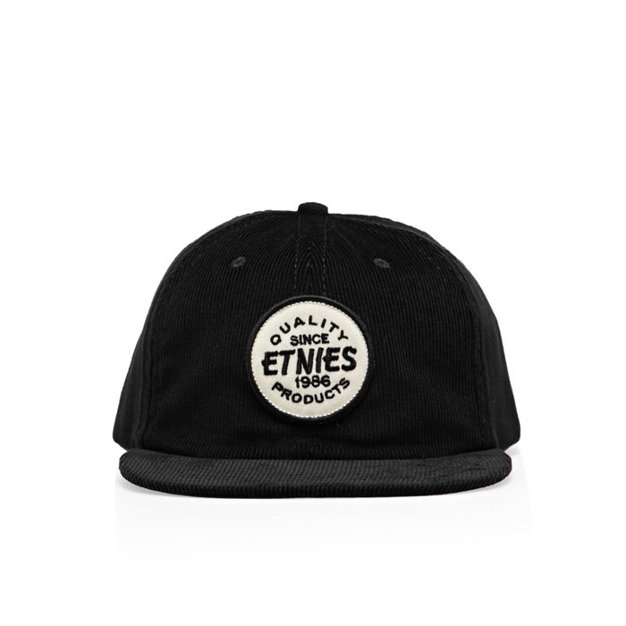 Gorro Etnies Patched Snapback