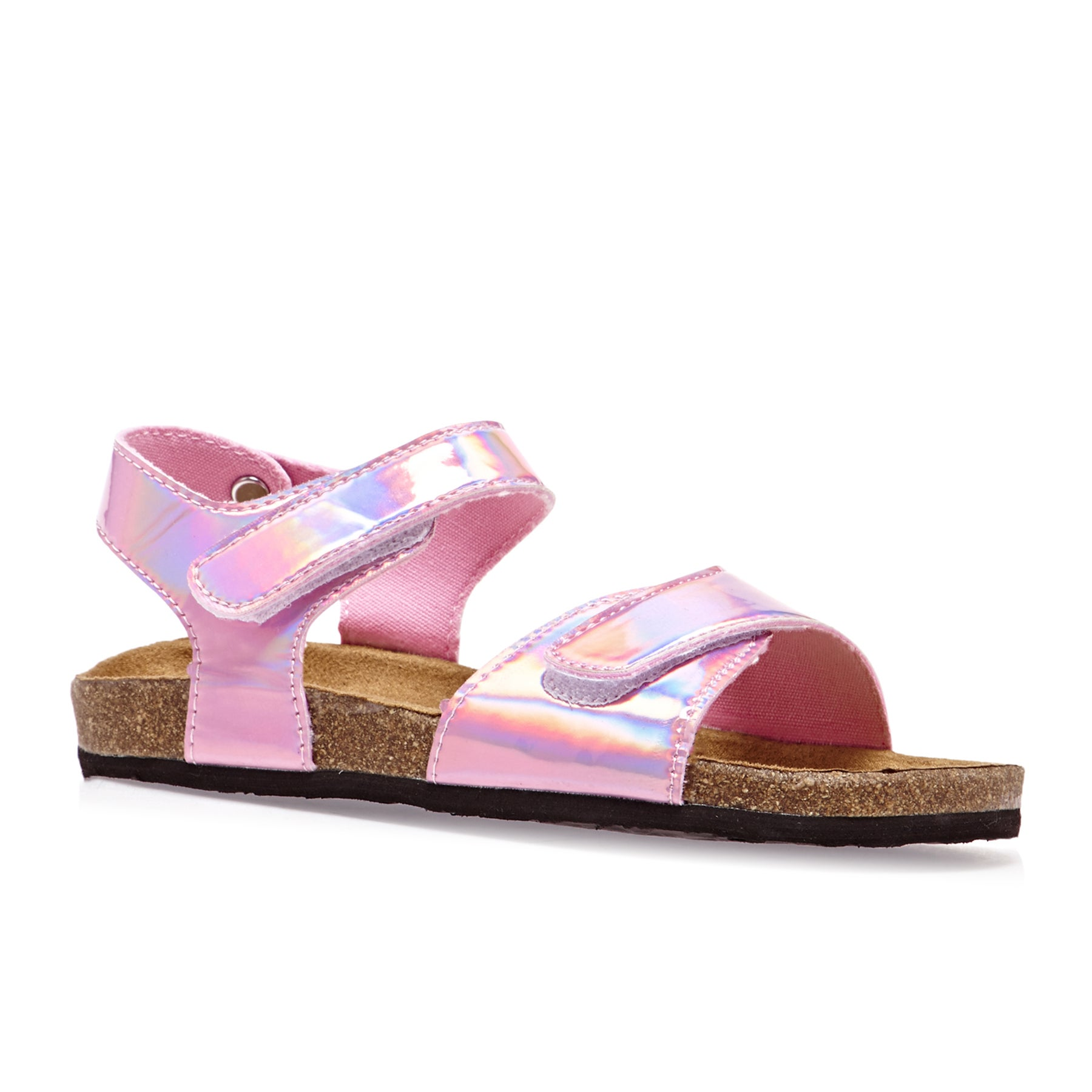 Joules Tippytoes Sandals - Metallic Pink