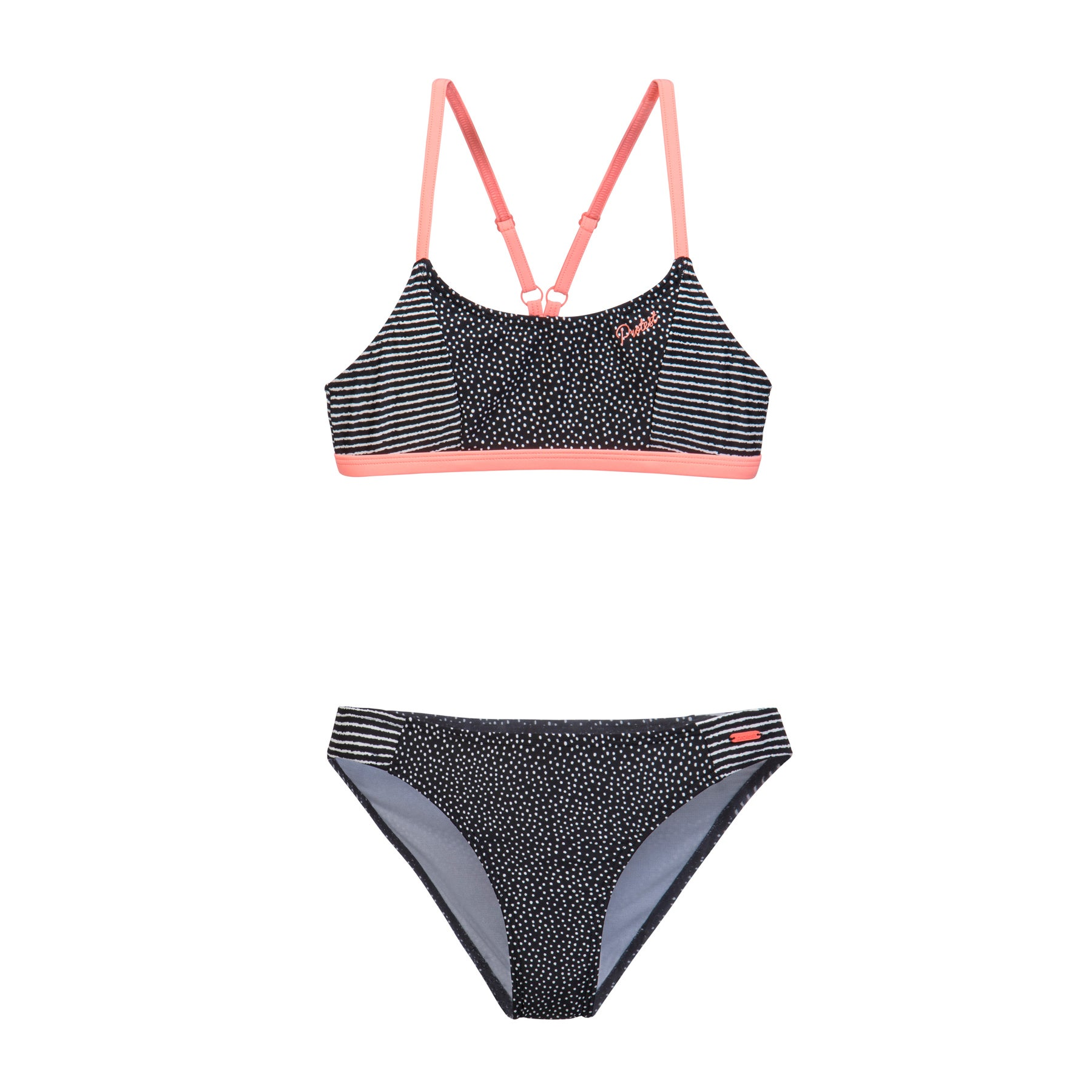 Protest Imse Jr Girls Bikini - True Black