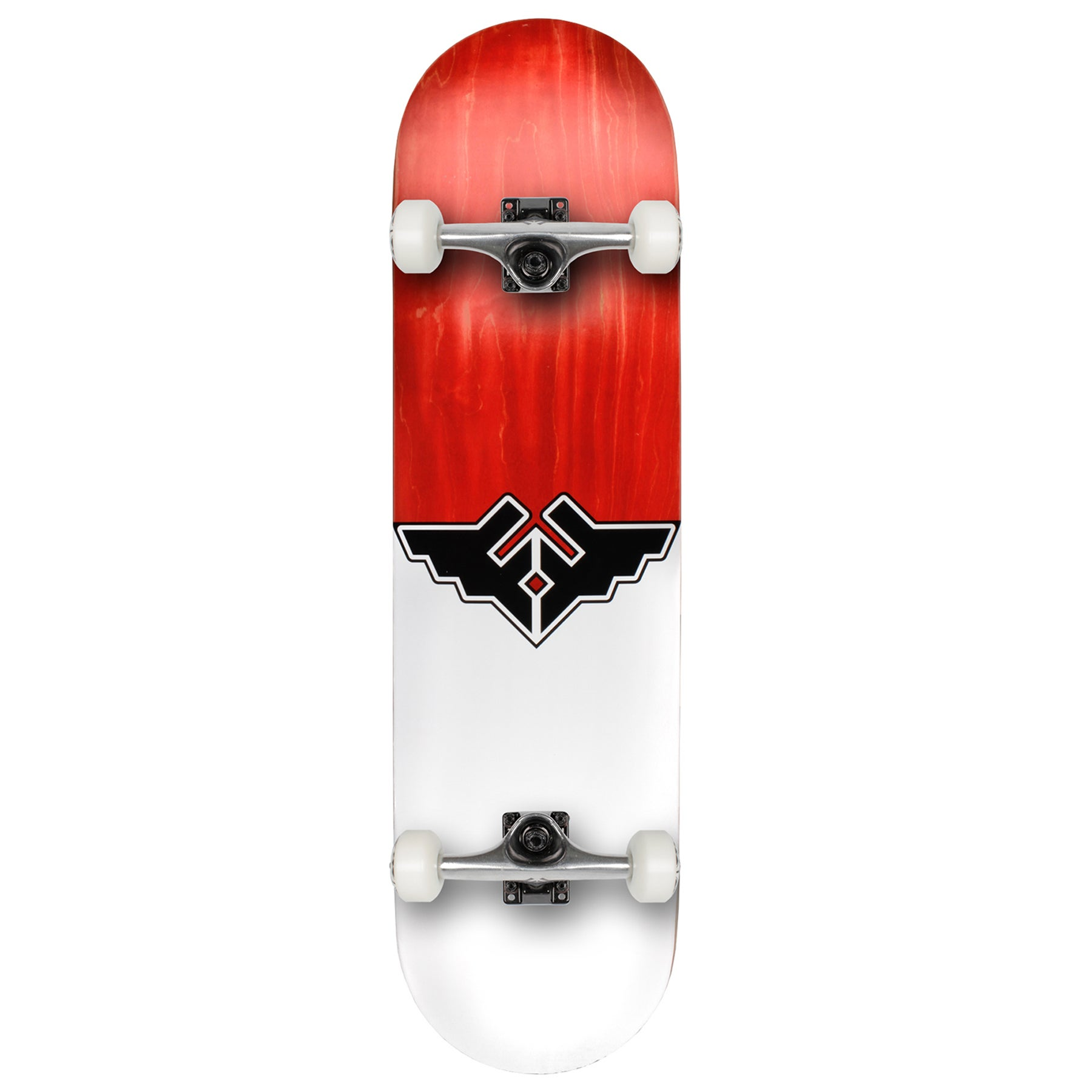 Fracture Wings V1 Complete 7.75 Skateboard - Red