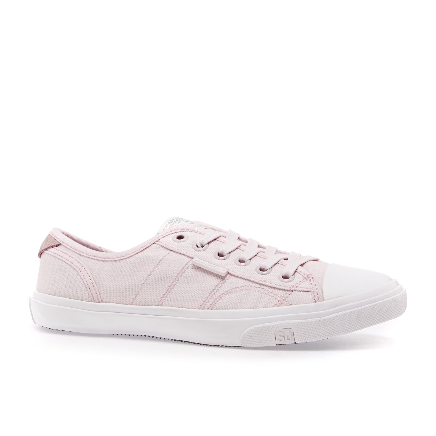 Superdry Low Pro Shoes - Rose Pink