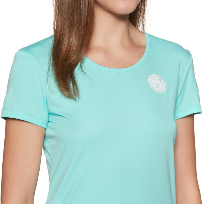 Rip Curl Whitewash Loose Fit Womens Surf T-Shirt