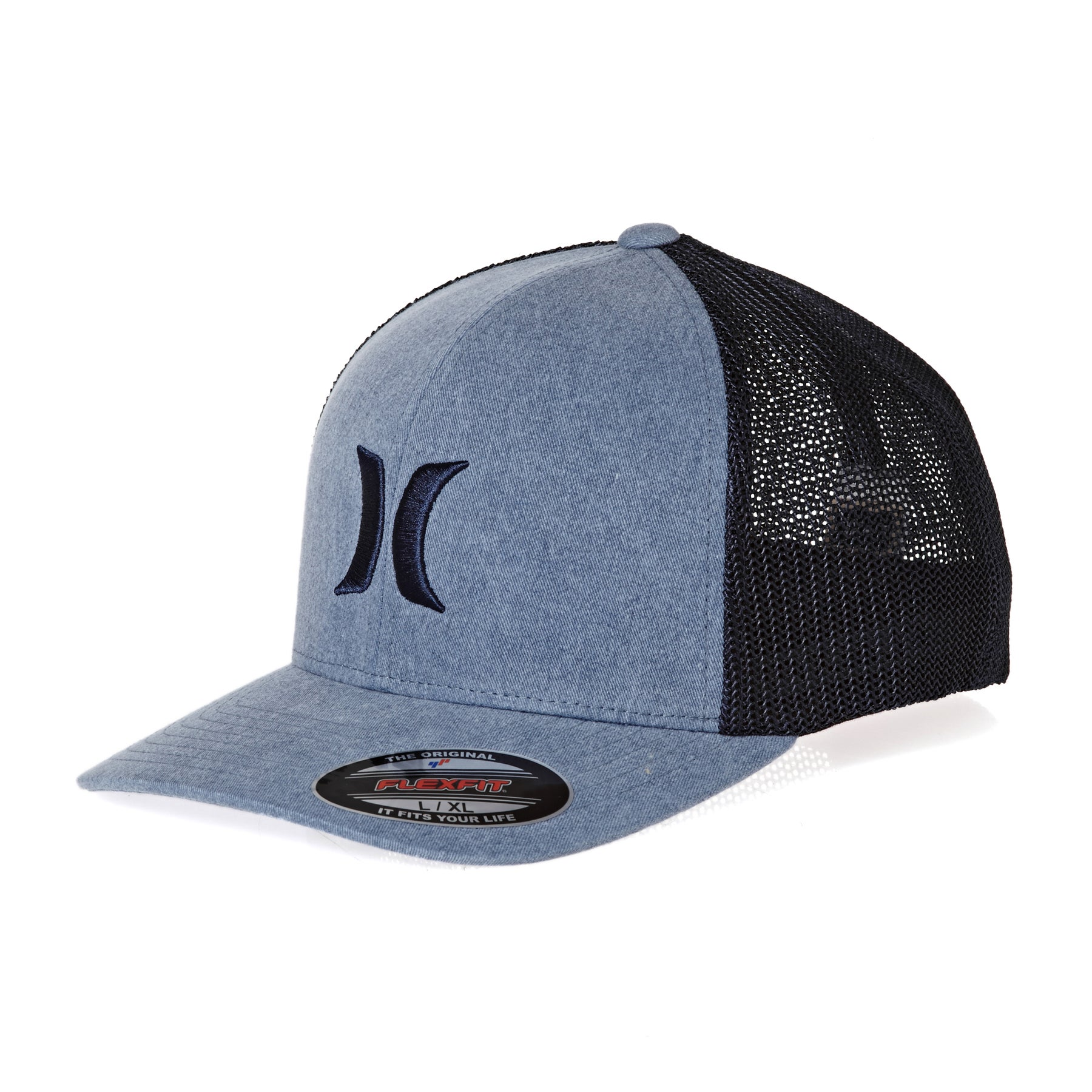Hurley Icon Textures Cap - Armory Navy