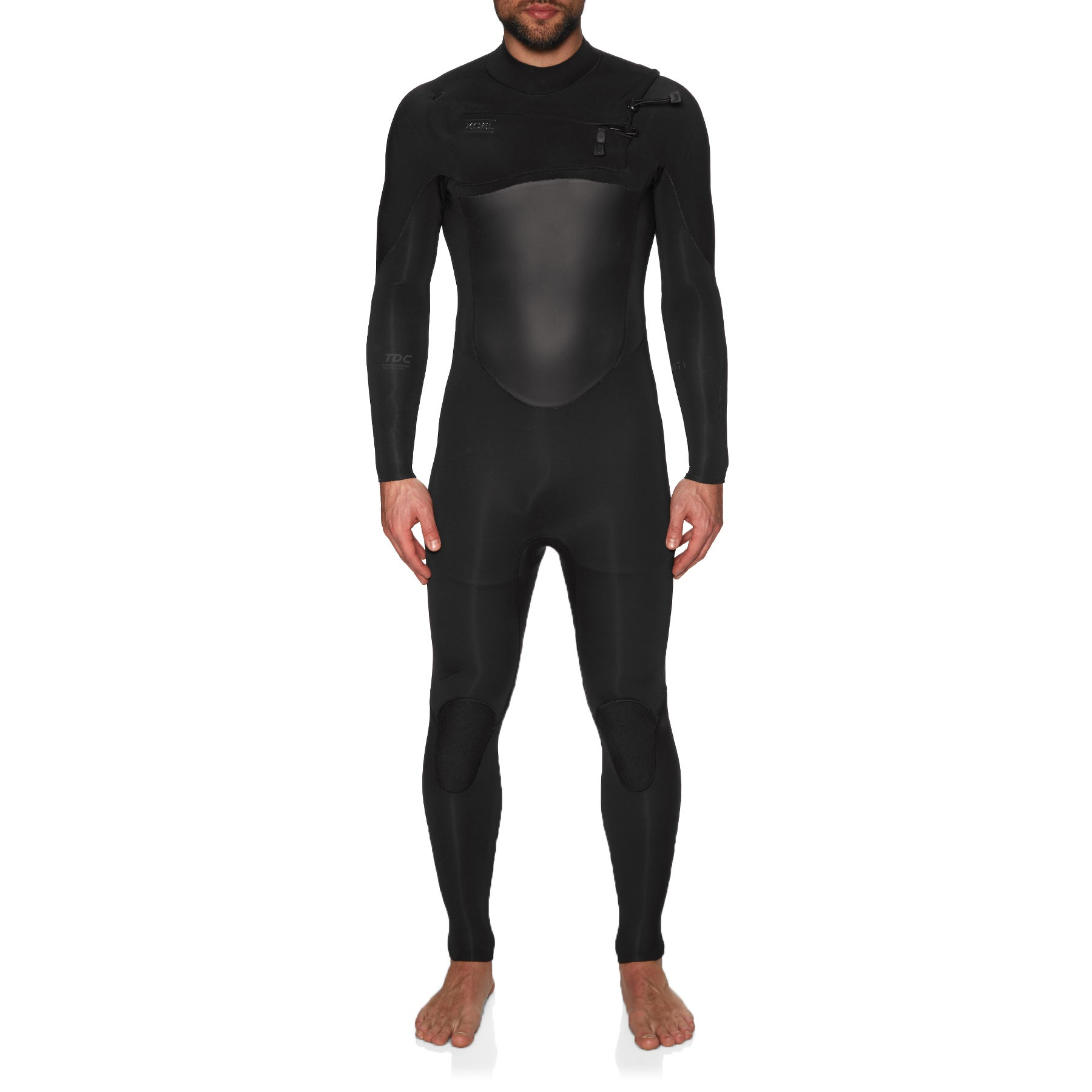 Xcel Infiniti 3/2mm 2019 Chest Zip Wetsuit - Black