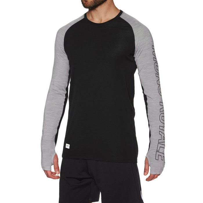 c5bef87615d2 Mons Royale Temple Tech Base Layer Top available from Surfdome