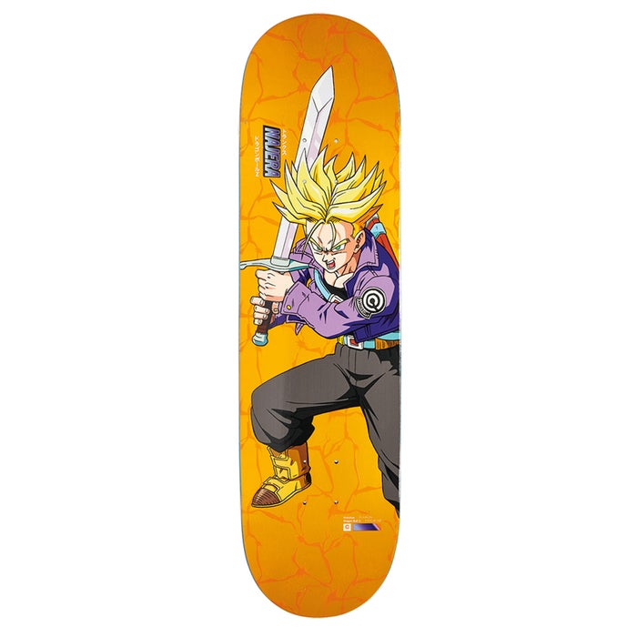 Primitive Najera Trunks 8.25 Inch Skateboard Deck
