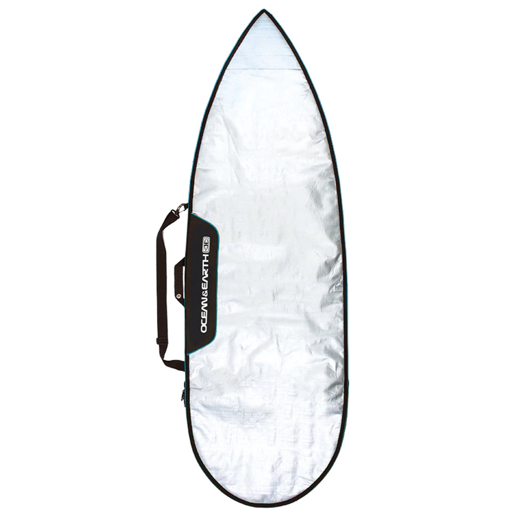 Ocean and Earth Barry Fish Board Single Surfboard Bag - Blue